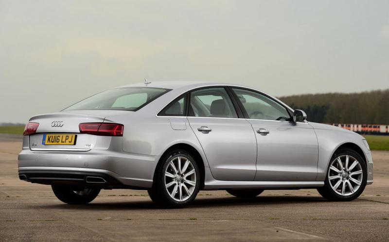Авто Audi A6 (С7)
