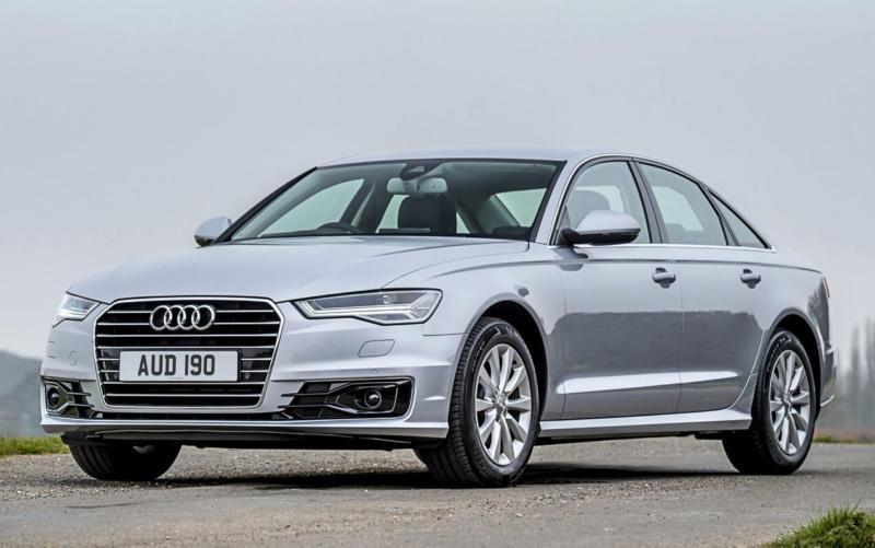 Фото Audi A6 (С7)