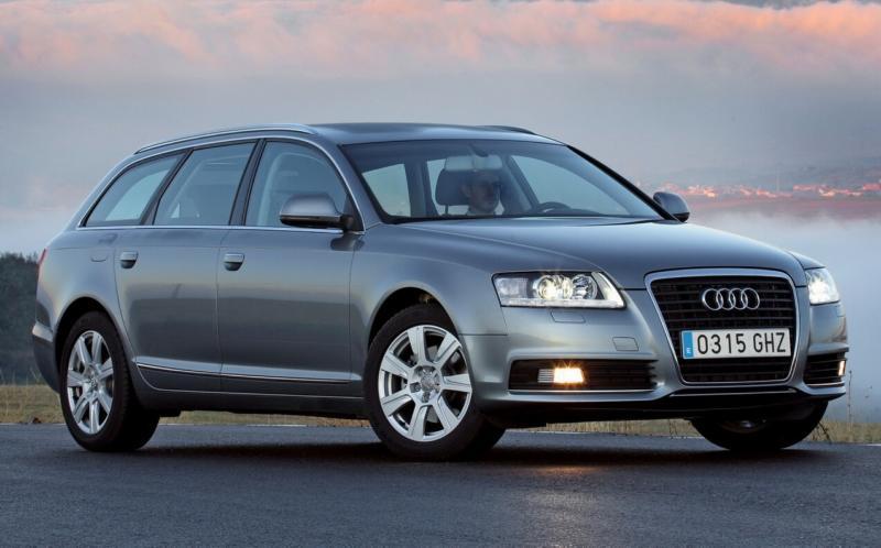 Фото авто Audi A6 (C6)