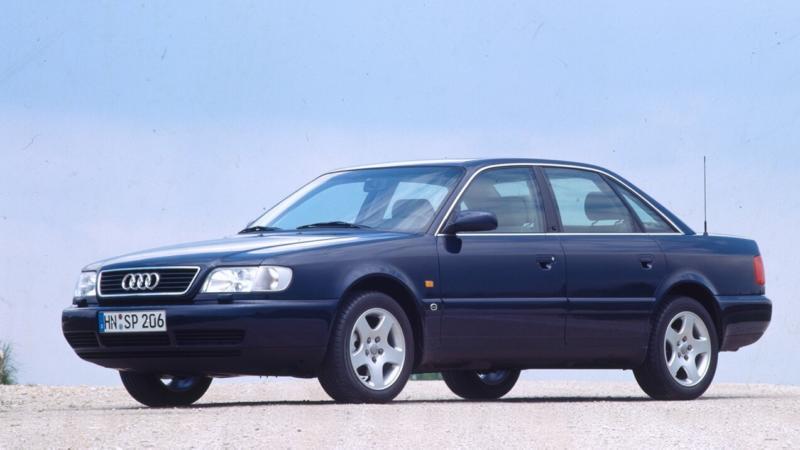 Фотография Audi A6 (C4)