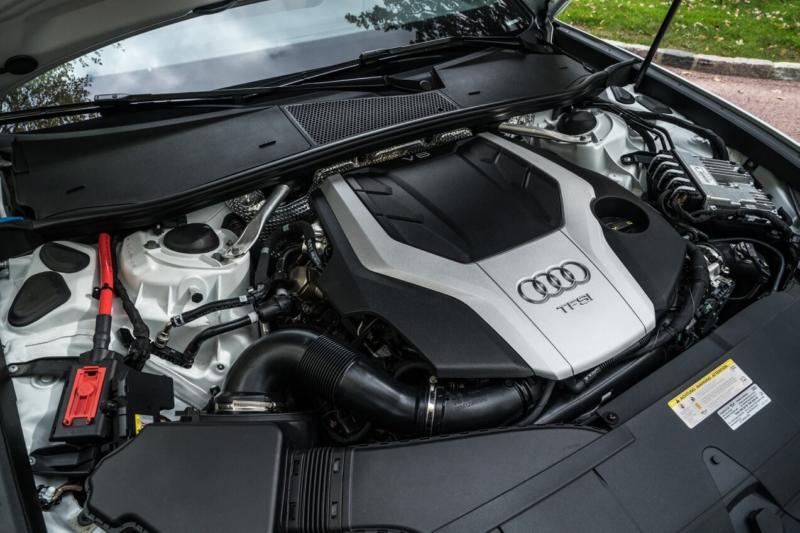 Двигатель Audi A6 (C8)