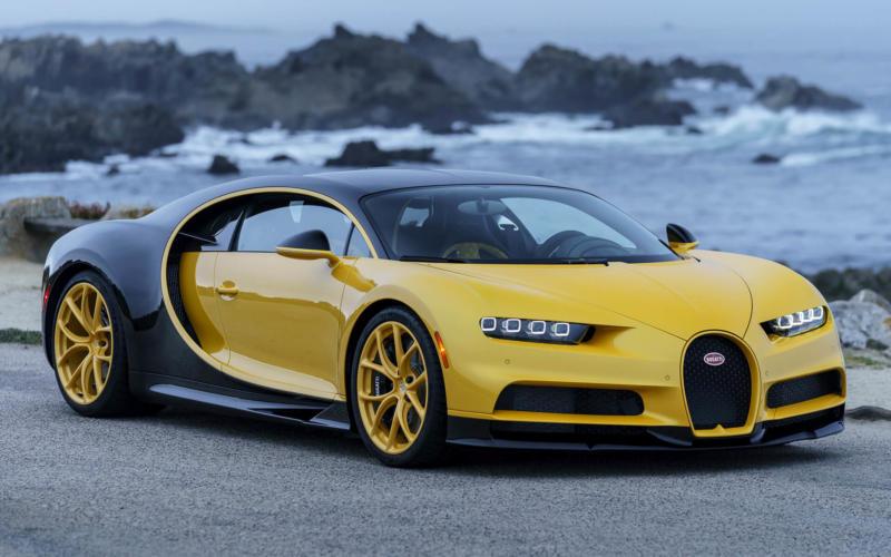 Фото авто Bugatti Chiron