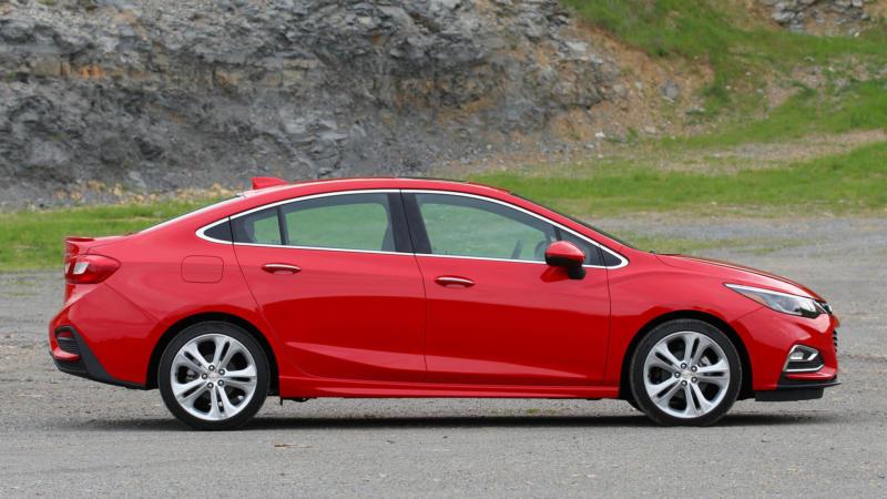 Седан Chevrolet Cruze