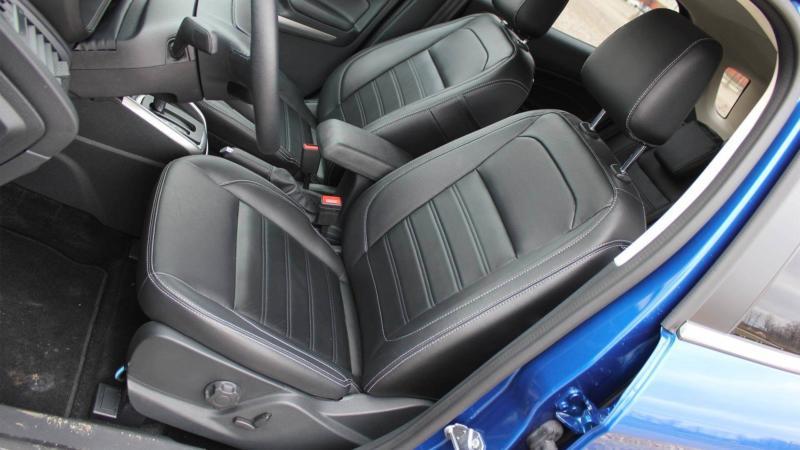 Пиредние сиденья Ford EcoSport