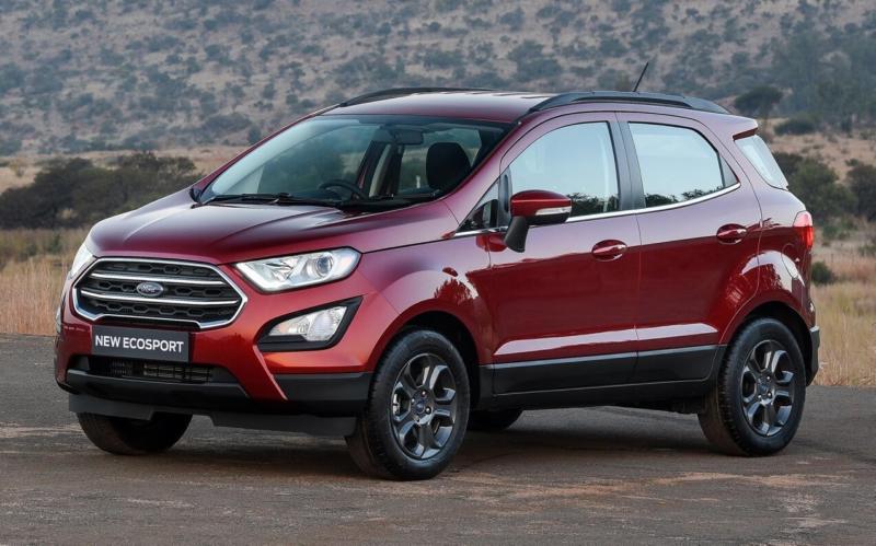 Фото авто Ford EcoSport