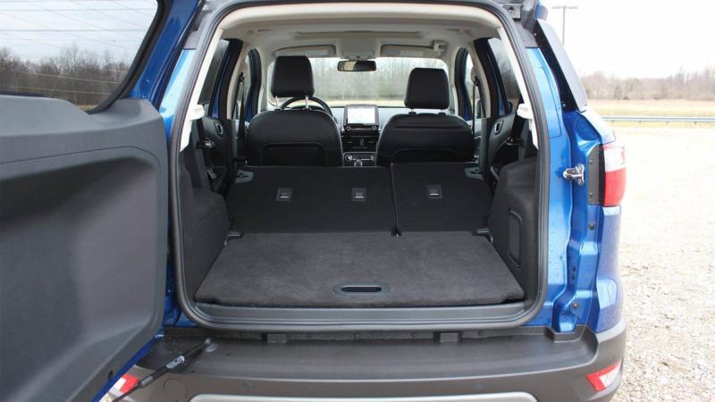 Багажник Ford EcoSport