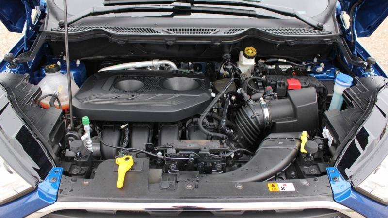 Двигатель Ford EcoSport