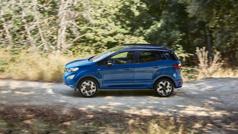 Новый Ford EcoSport