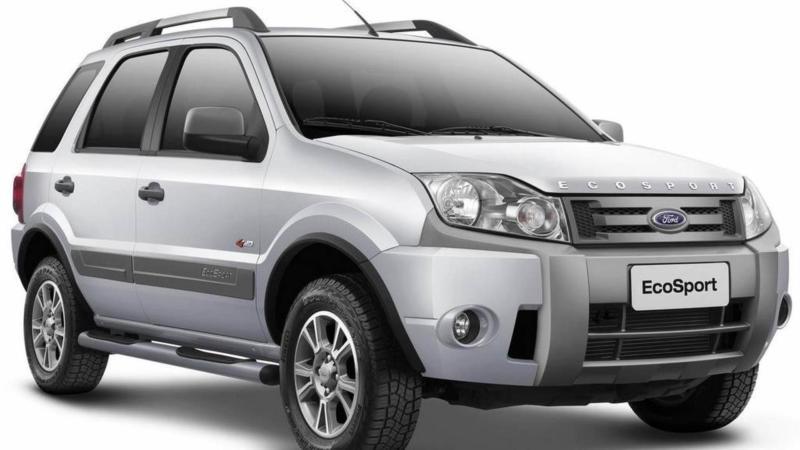 Ford EcoSport 2008