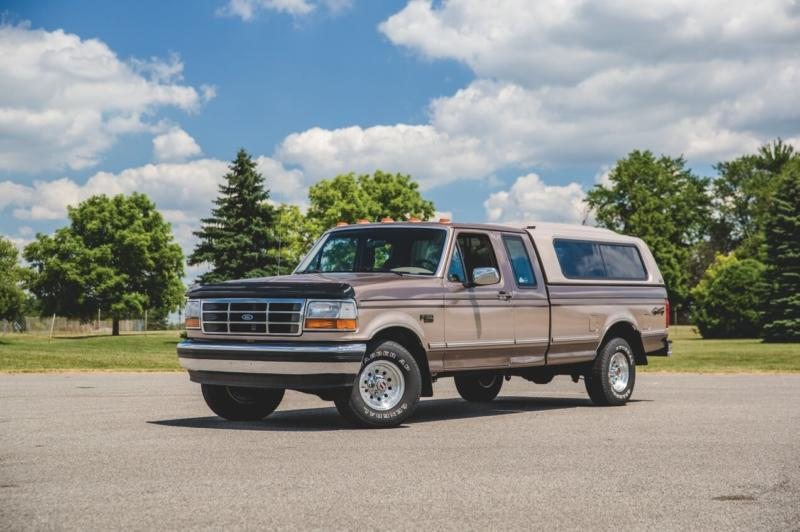 Ford F-150 Super Cab XLT