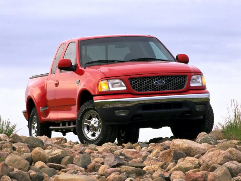 Ford F-150 SuperCab Flareside