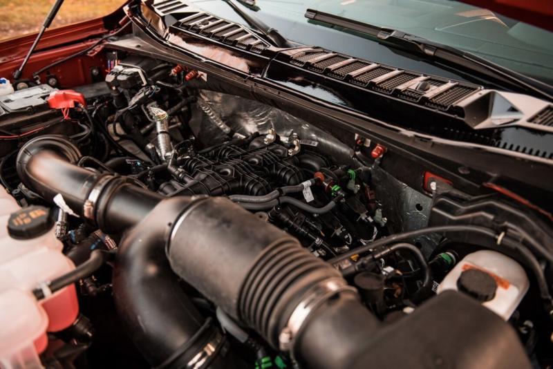 Двигатель Ford F-150 Raptor