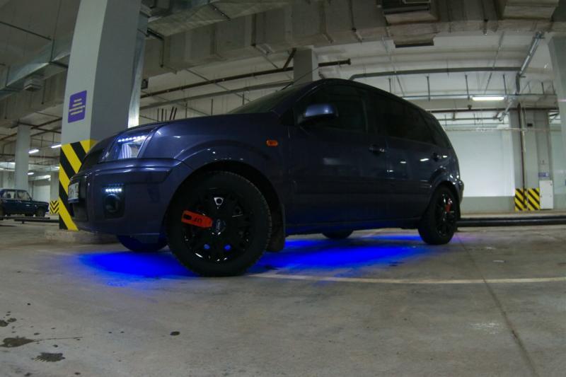 Тюнинг Ford Fusion