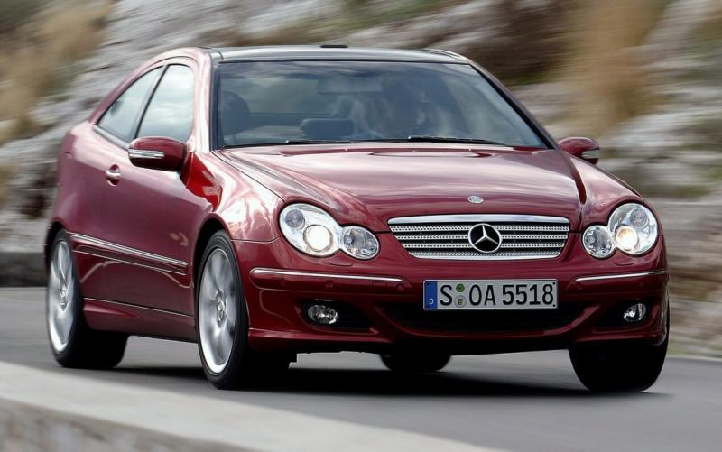 Mercedes-Benz C-Class SportCoupe