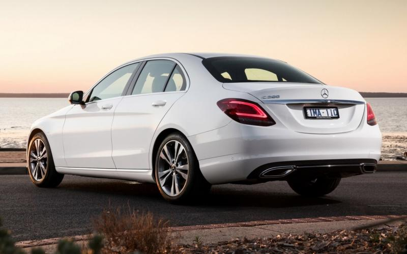 Фото авто Mercedes-Benz C-Class