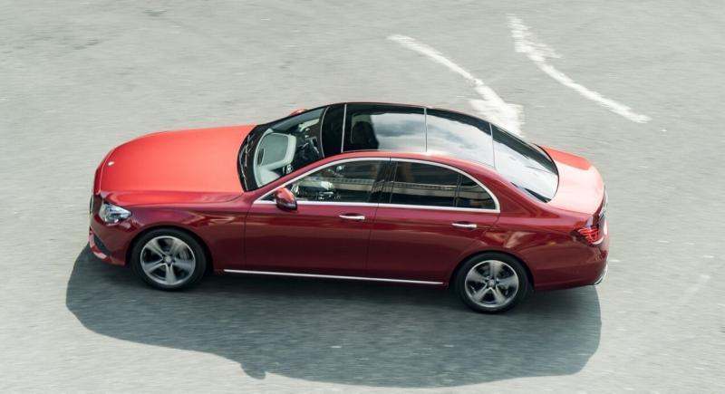 Фото авто Mercedes-Benz E-Class W213