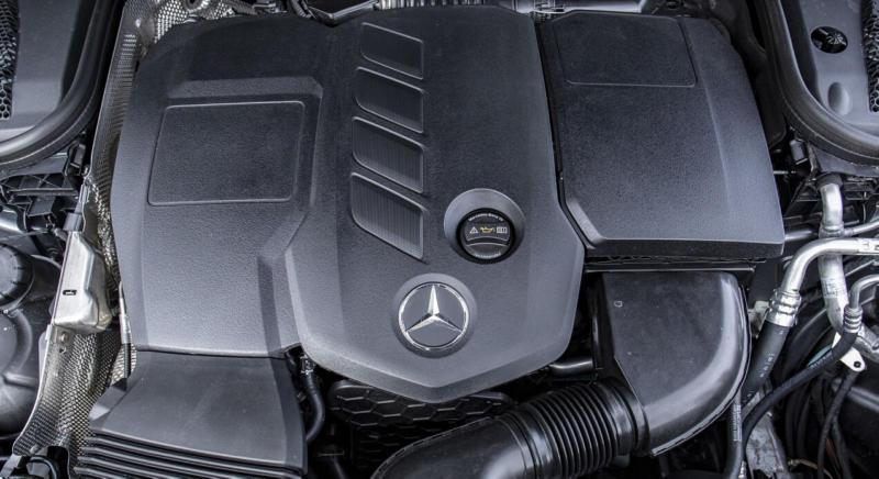 Двигатель Mercedes-Benz E-Class W213