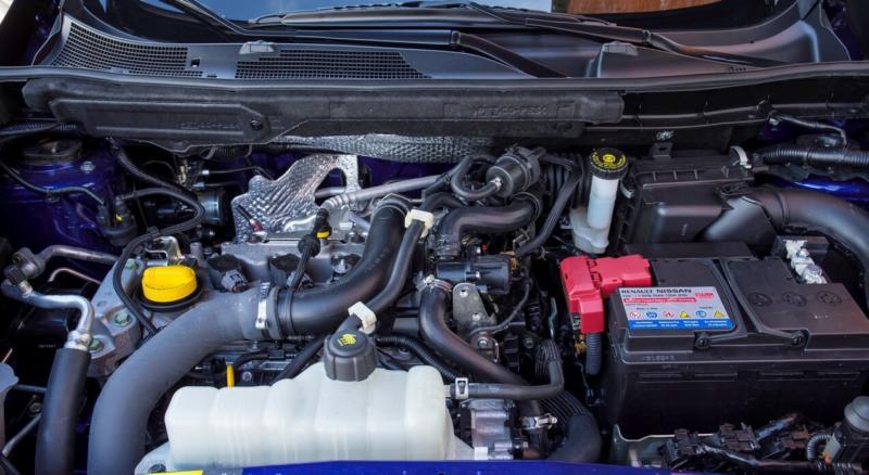 Двигатель Nissan Juke I поколения