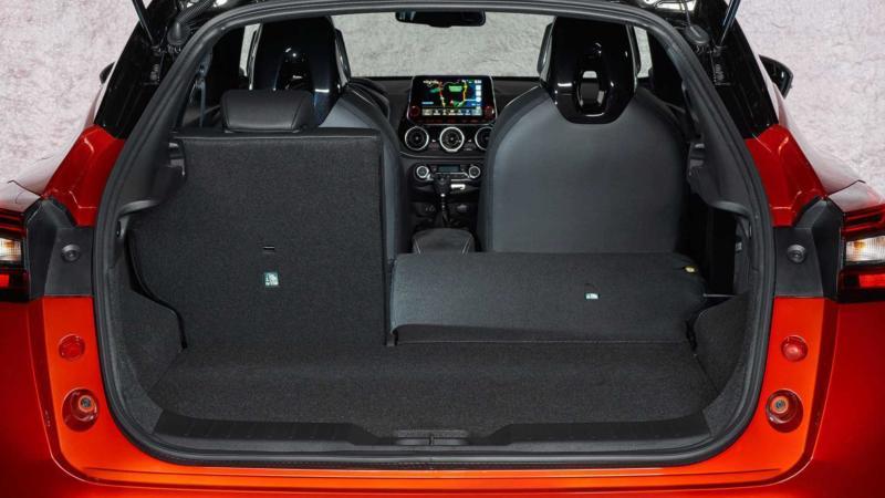Багажник Nissan Juke