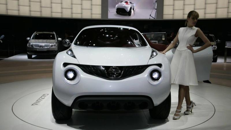 Фото Nissan Qazana