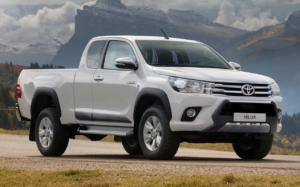 Toyota Hilux Xtra Cab Legende Sport