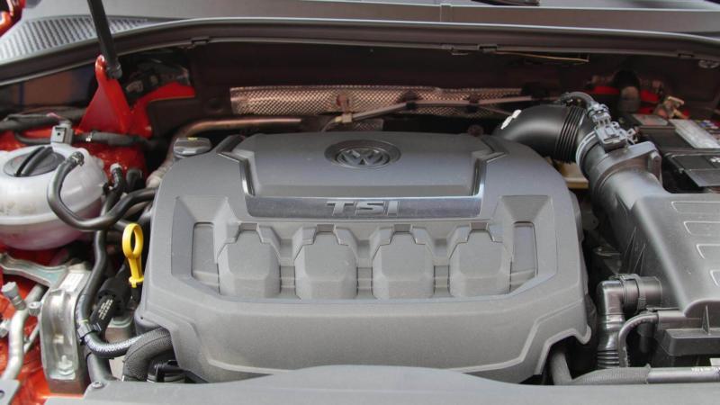 Двигатель Volkswagen Tiguan 2