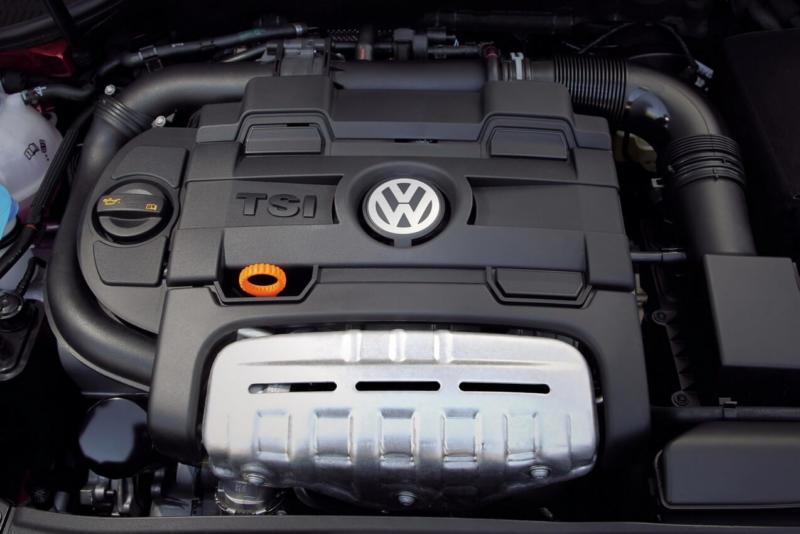 Двигатель Volkswagen Tiguan 2011