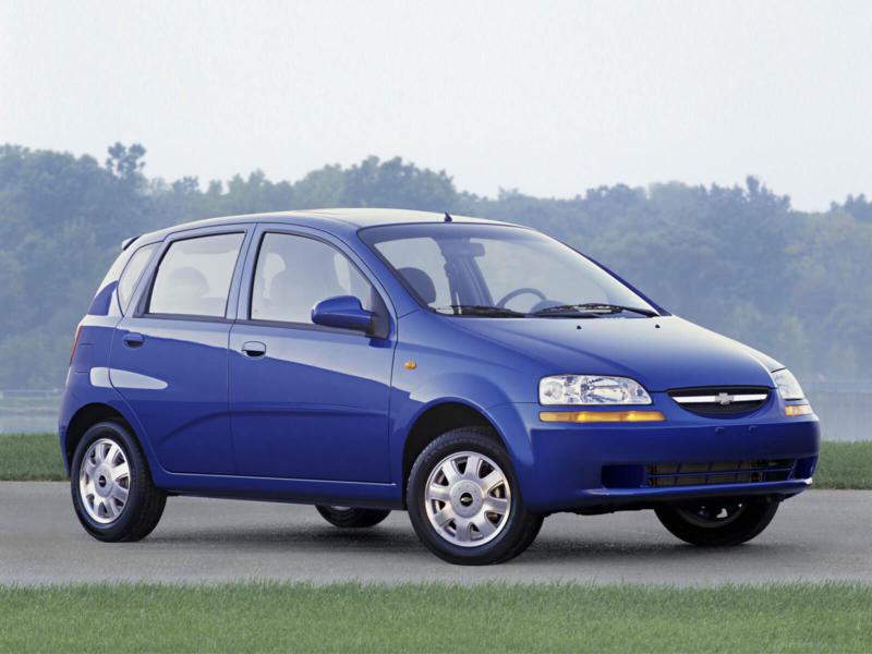Chevrolet Aveo Т200