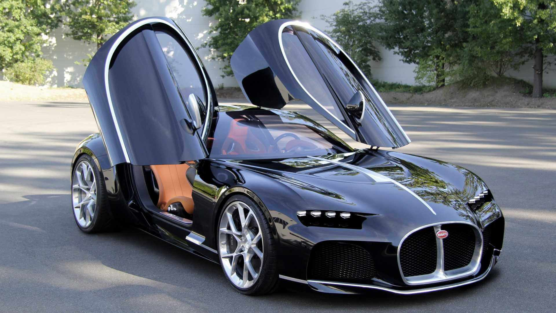 bugatti atlantic 2020 – роскошная и дорогостоящая
