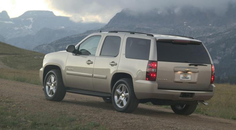 Авто Chevrolet Tahoe 3