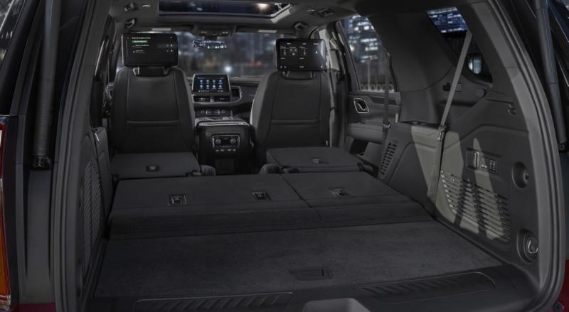 Багажник Chevrolet Tahoe V