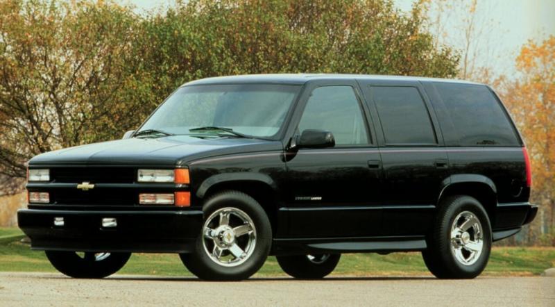 Фото Chevrolet Tahoe I
