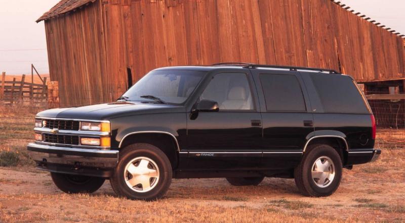 Внедорожник Chevrolet Tahoe I