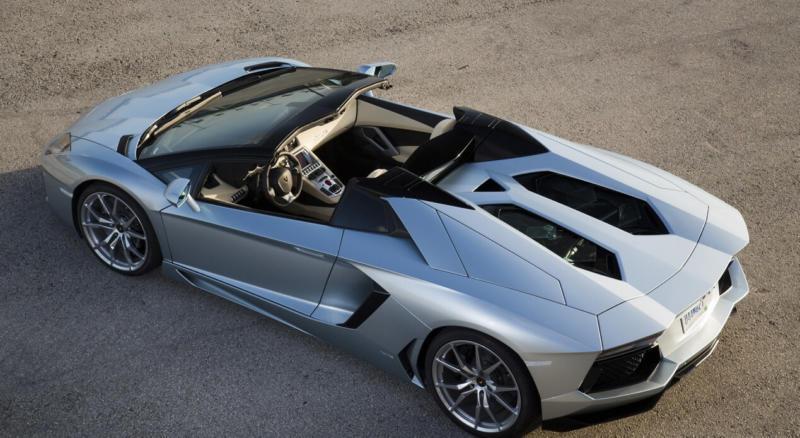 Авто Lamborghini Aventador LP 700‑4