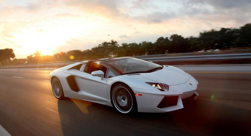 Фото Lamborghini Aventador LP 700‑4