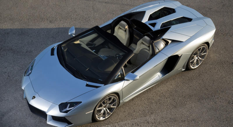 Lamborghini Aventador LP 700‑4 Roadster