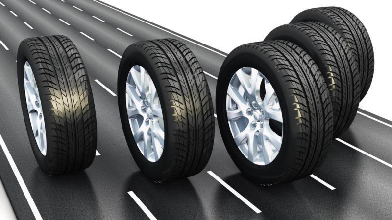 Можно ли ставить разные шины на одну ось?