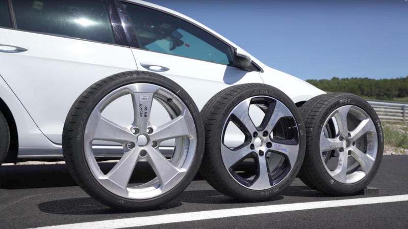 Можно ли ставить разные шины на одну ось