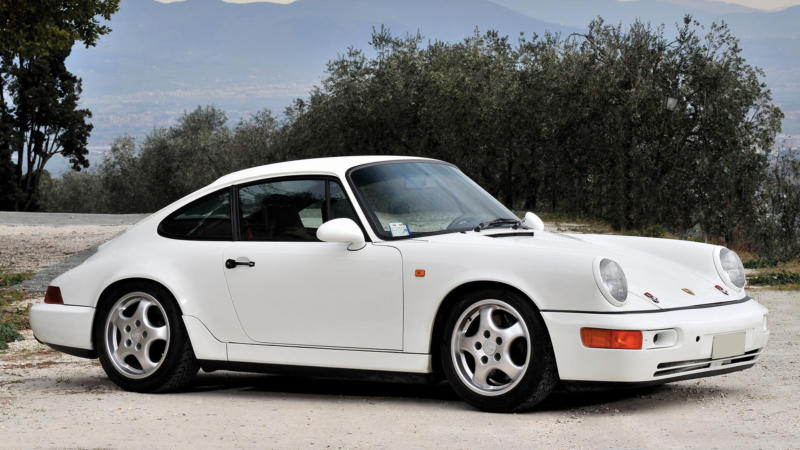 Porsche 911 Carrera RS Lightweight