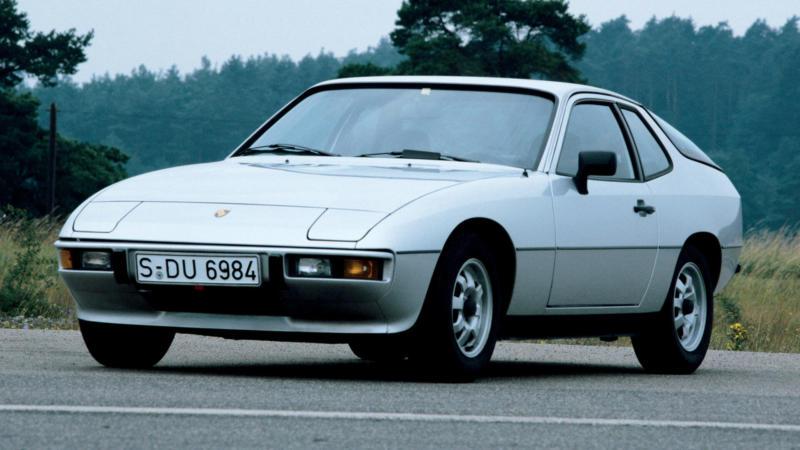 Фото Porsche 924