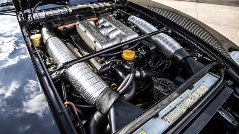Двигатель Porsche 928 GTS