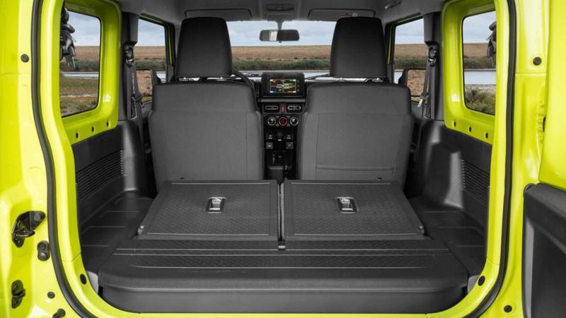 Багажник Suzuki Jimny IV