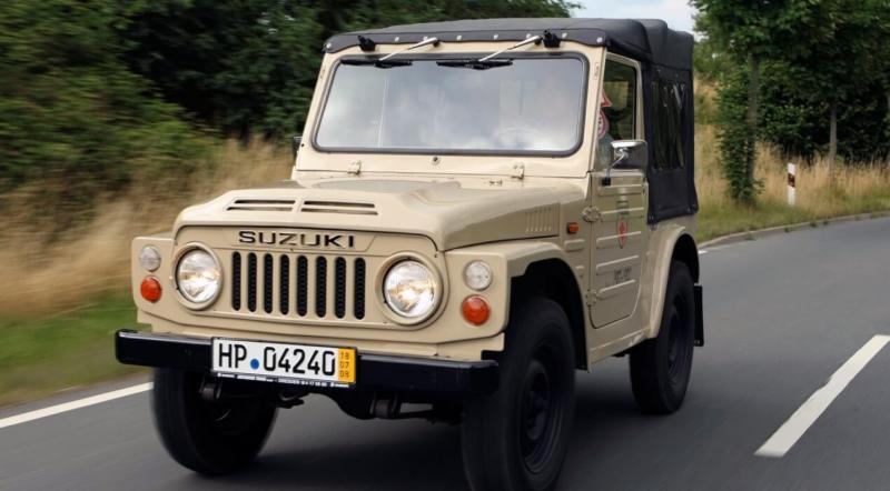 Suzuki Jimny SJ20
