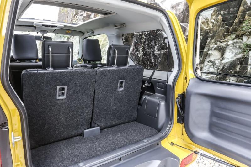 Багажник Suzuki Jimny JB43