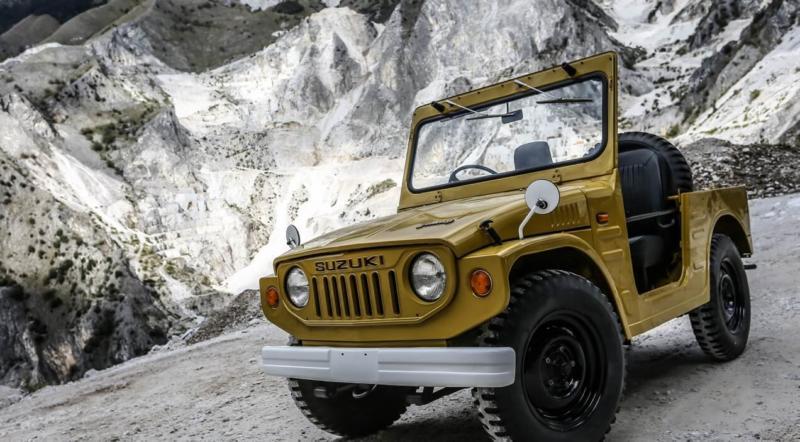 Suzuki Jimny (LJ)