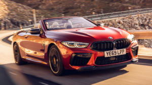 Фото BMW M8 Convertible Competition