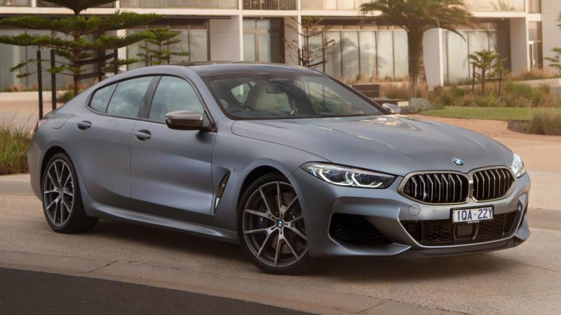 Фото BMW M8