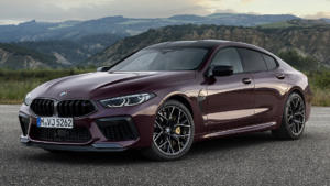 BMW M8 Gran Coupe Competition 2019