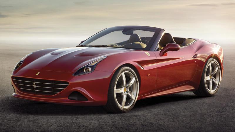 Авто Ferrari California T