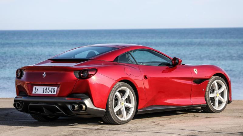 Фото Ferrari Portofino